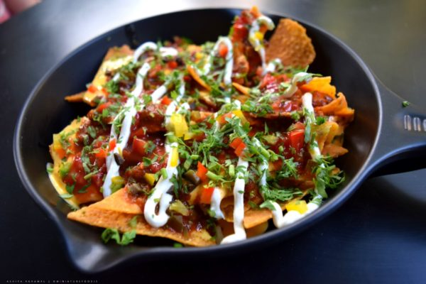 Loaded Nachos - Crave Junction