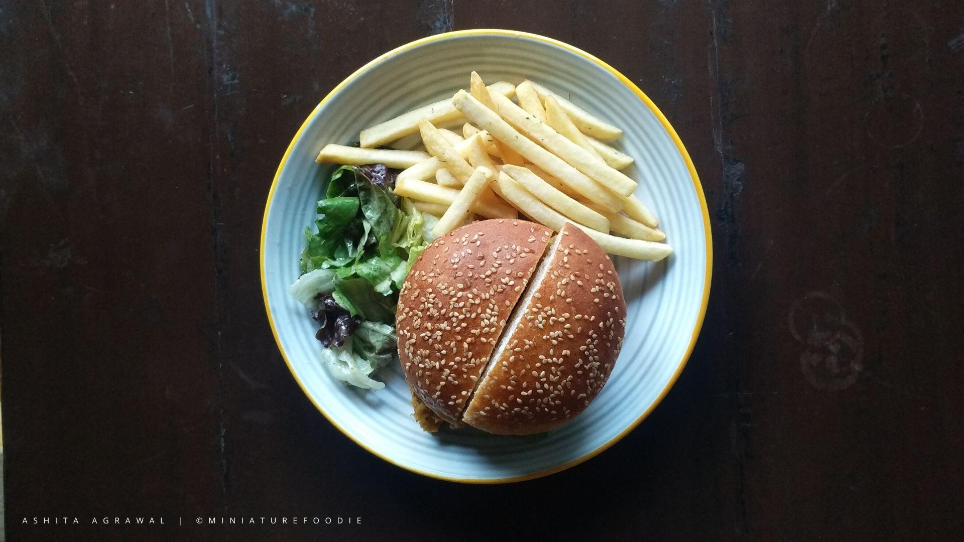 Kaitlyns Burger