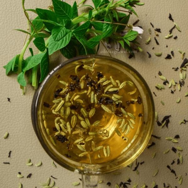 Fennel Tea by Miniaturefoodiee