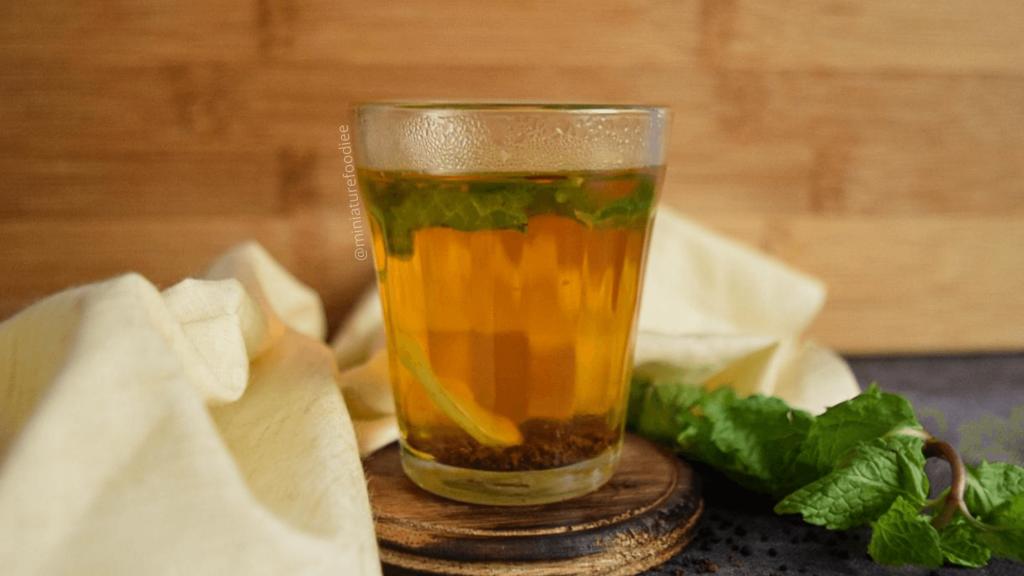 Sulaimani Tea Recipe