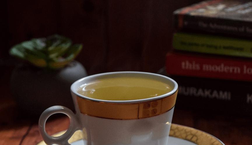 Peppercron & Lemon Tea Recipe