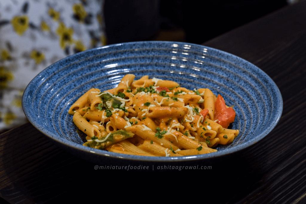 Portuguese pasta