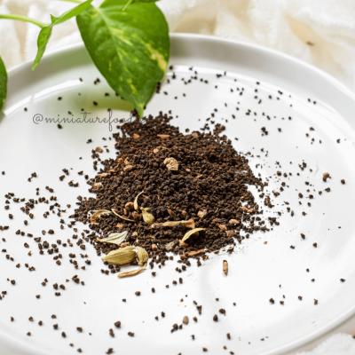 Tea Review: Gourmet Teas by HerBlend